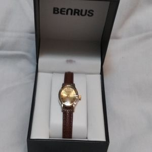 Benrus women's watch